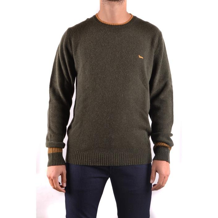 Harmont & Blaine Men's Sweater Green 162943 - green XXL