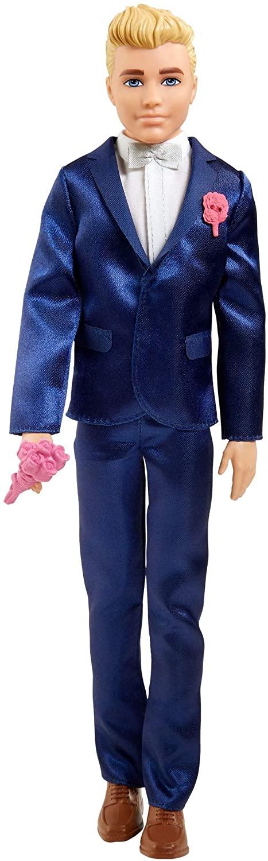 Barbie - Ken Groom Doll (GTF36)