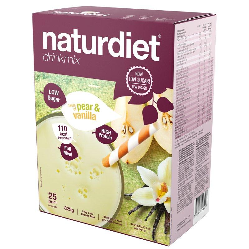 Drinkmix Pear Vanilla 25-pack - 21% rabatt