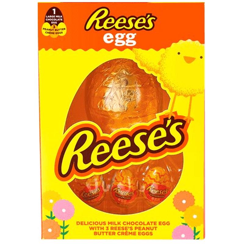 Jordnötsfyllda påsk ägg - 43% rabatt