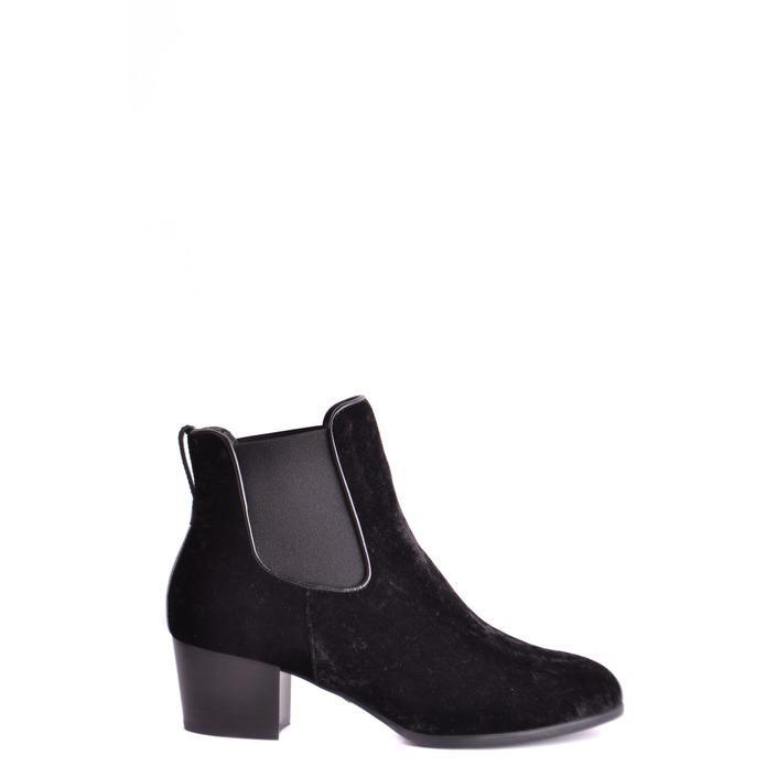 Hogan Women's Boot Black 164279 - black 37.5
