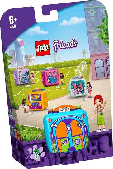 LEGO Friends 41669 Mias fotballboks