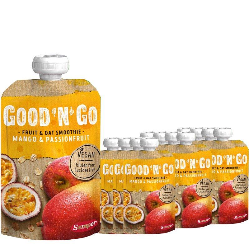 Smoothiet Mango & Passionhedelmä 12kpl - 30% alennus