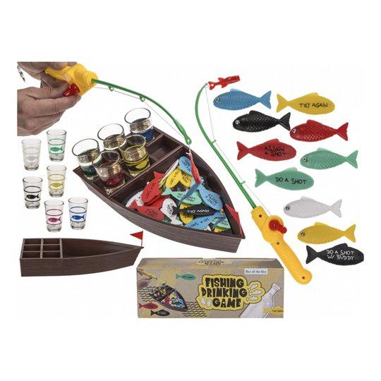 Shot Fishing Dryckesspel