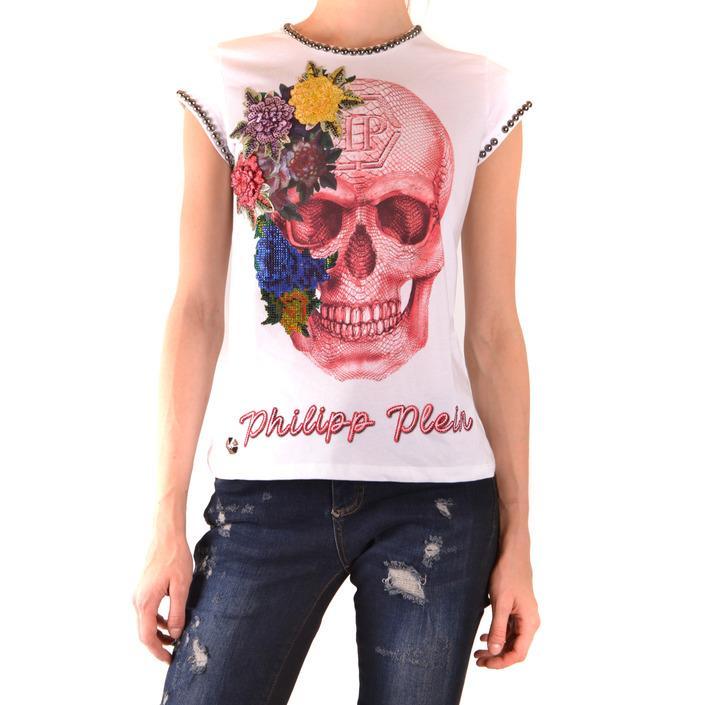 Philipp Plein Women's T-Shirt Multicolor 168892 - multicolor S