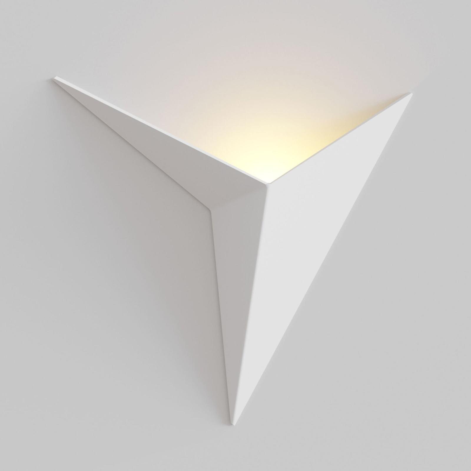 LED-seinävalaisin Trame, valkoinen
