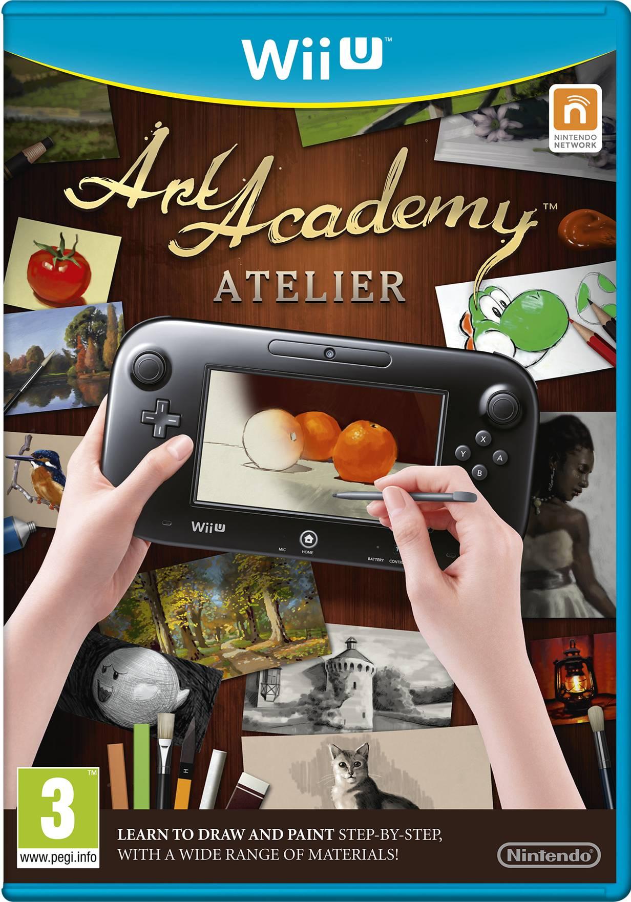 Art Academy - Atellier