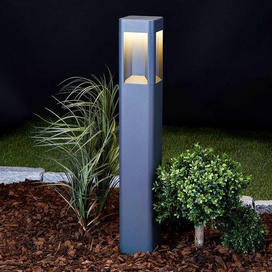 Alumiininen LED-pylväsvalaisin Annika, 80 cm