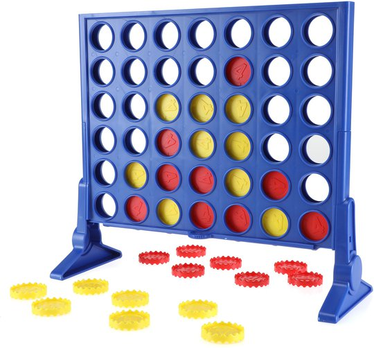 Hasbro Spill Connect 4 Grid