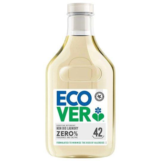 Ecover Parfymfritt Flytande Tvättmedel Zero, 1,5 L