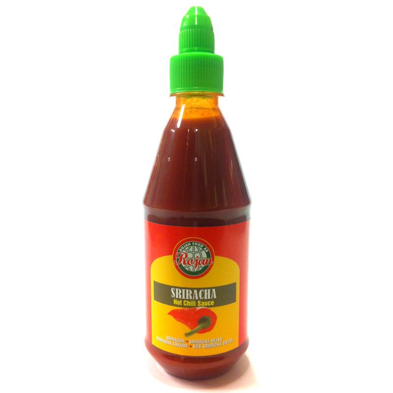 Hot chili sås - 27% rabatt