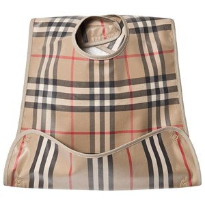 Burberry Check Haklapp Beige ONE SIZE
