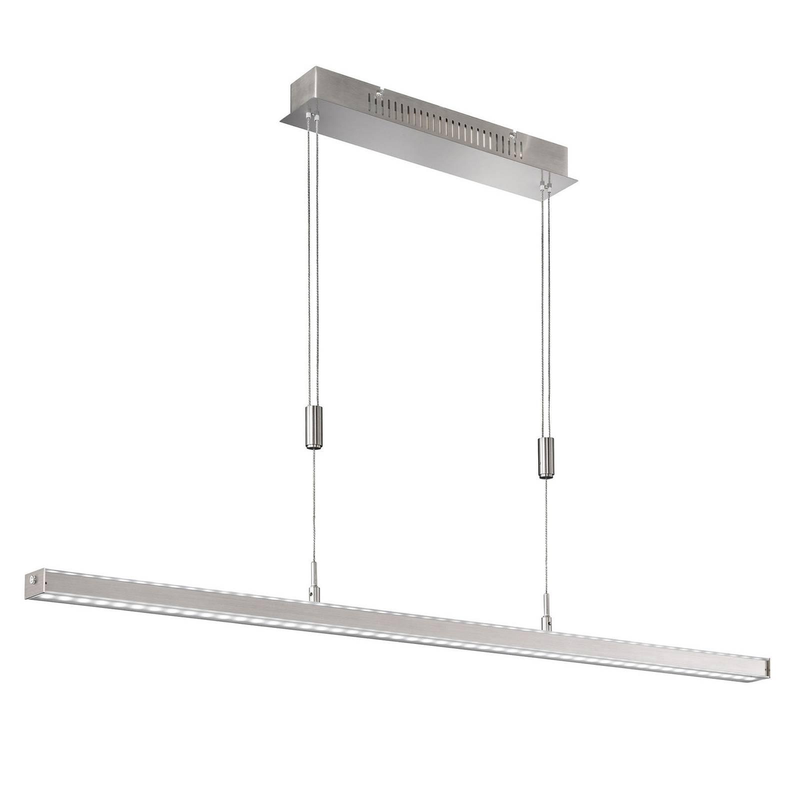 LED-riippuvalaisin Vitan TW, harmaa, pituus 150 cm