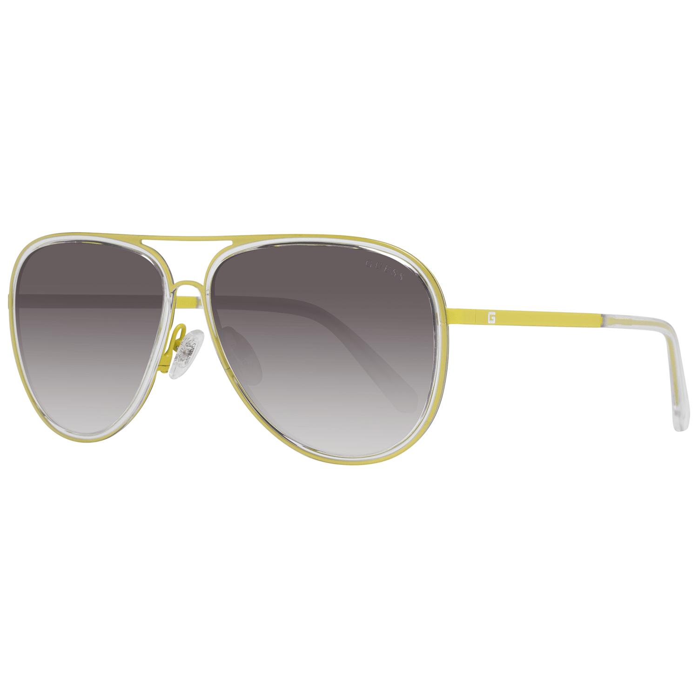 Guess Men's Sunglasses Yellow GU6982 5939C