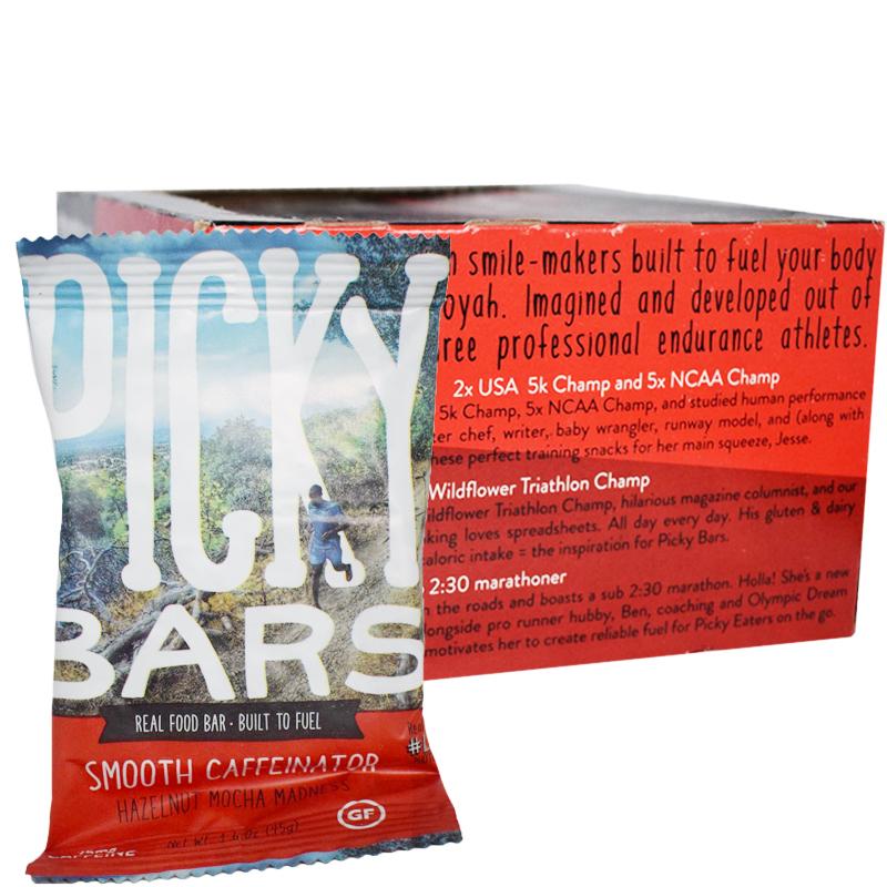 Energibars Smooth Caffeinator 10-bars - 41% rabatt