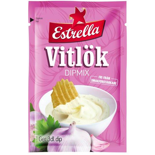 """Dipmix """"Garlic"""" 23g - 8% rabatt"""