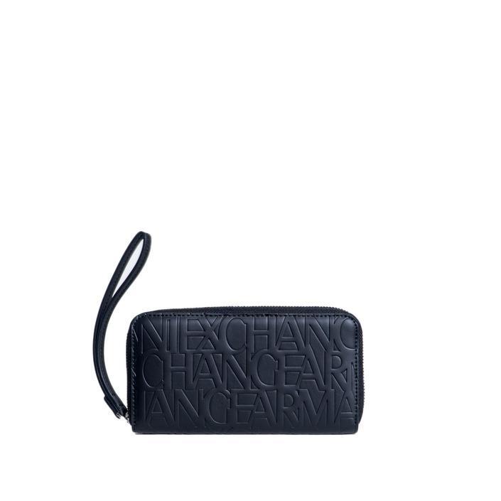 Armani Exchange Women's Wallet Black 246959 - black UNICA