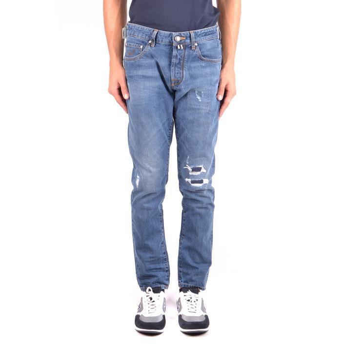 Jacob Cohen Men's Jeans Blue 163667 - blue 33