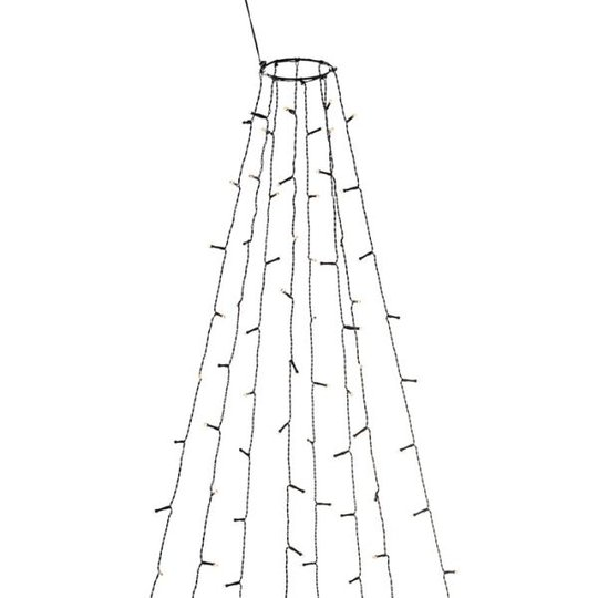 Konstsmide 6320-810 Joulukuusen valosarja 240 cm
