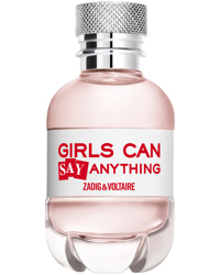 Girls Can Say Anything, EdP 50ml