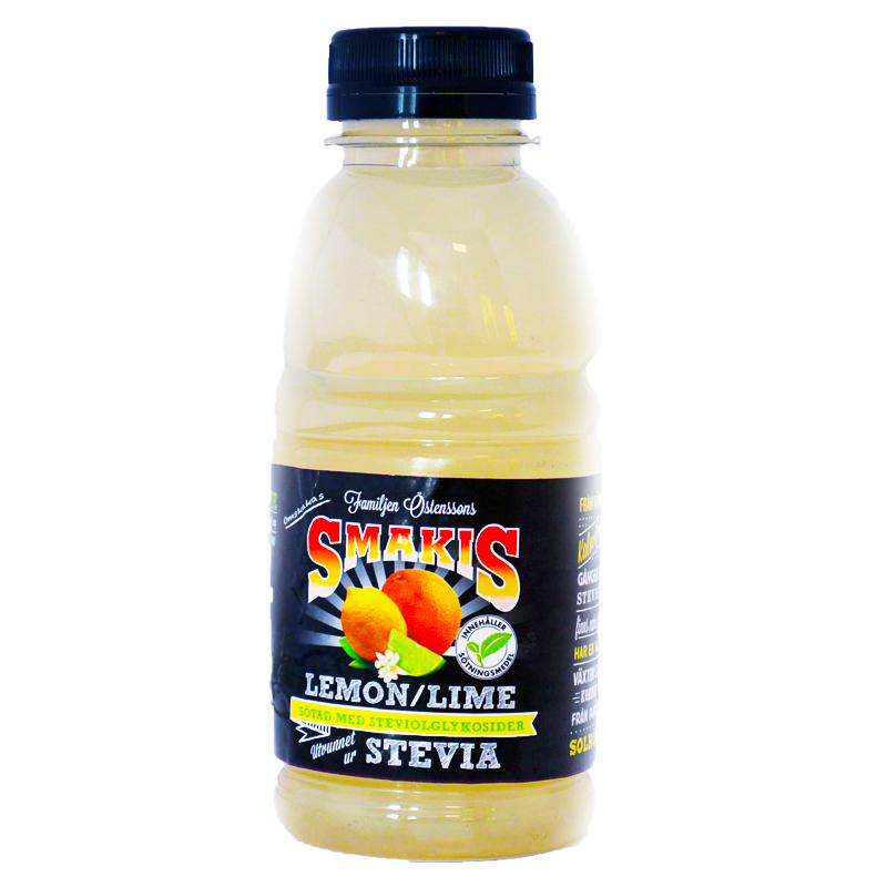Stilldrink Lemon/Lime Stevia - 58% rabatt