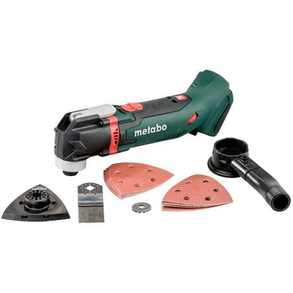 Metabo MT 18 LTX Multiverktøy uten batteri og lader