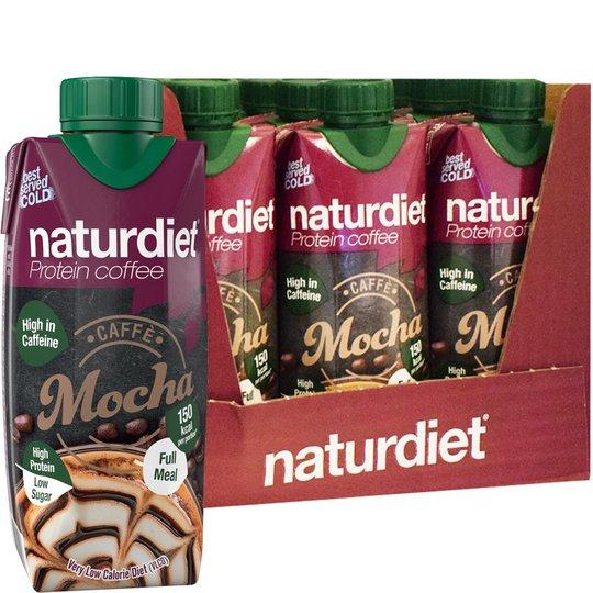 Måltidsersättning Caffè Mocha 12-pack - 28% rabatt
