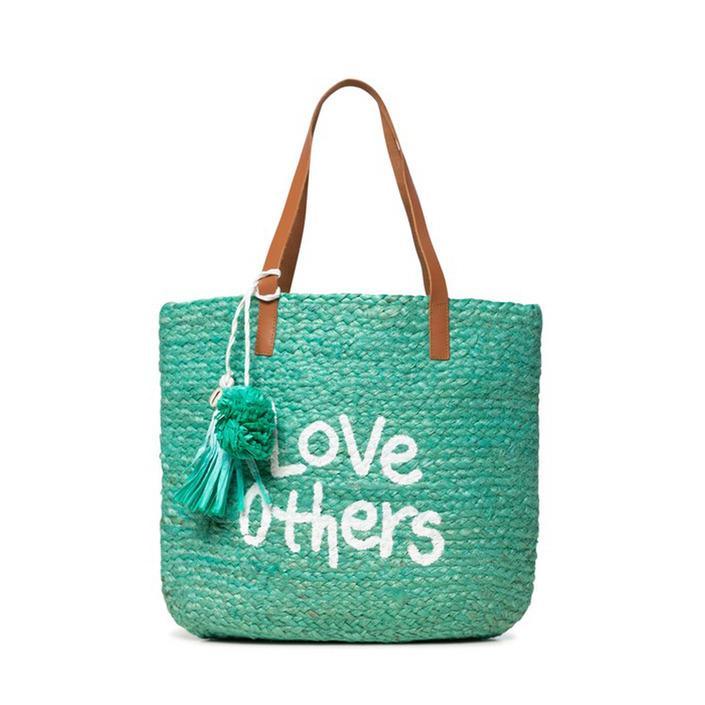 Desigual Women's Bag Green 173231 - green UNICA