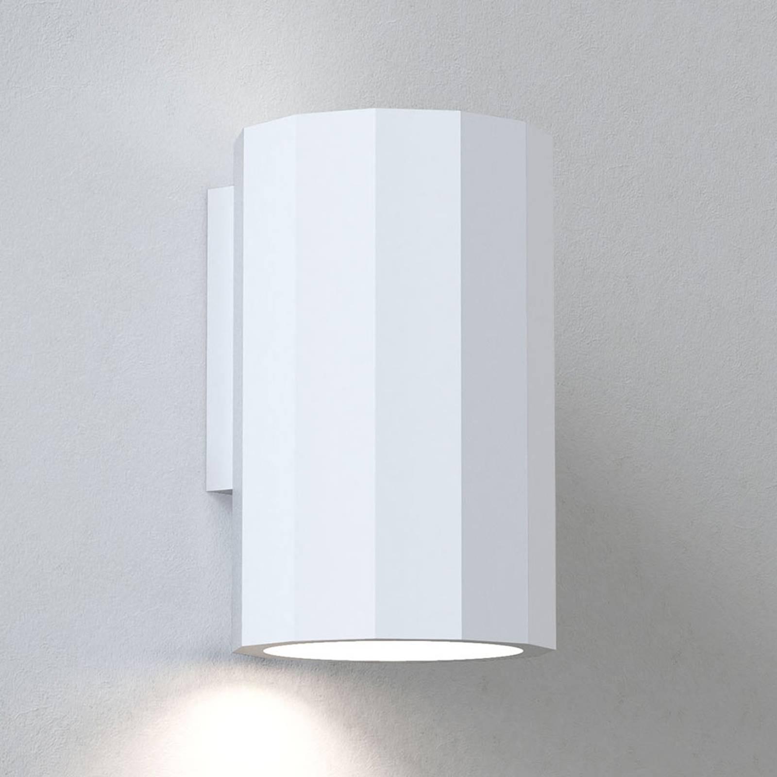 Astro Shadow 150 -seinälamppu kipsiä, 1-lamppuinen