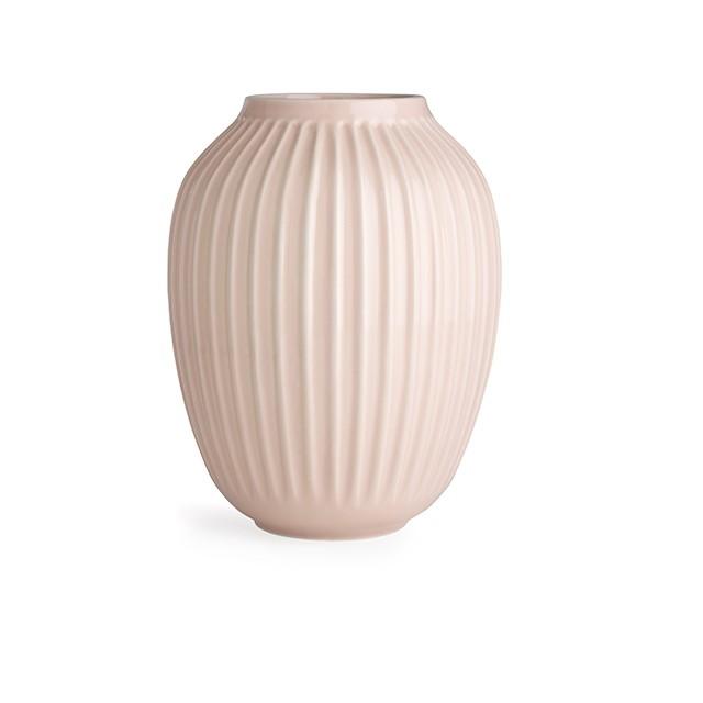 Kähler - Hammershøi Vase Large - Rose (692379)