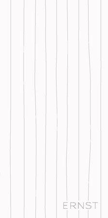 Serviett Hvit m Grå Stripe 10x20 cm