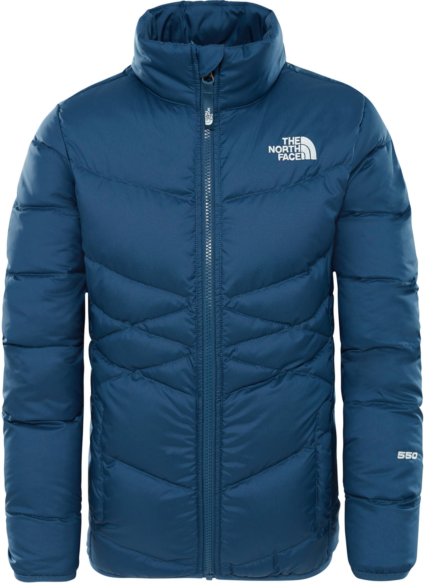 The North Face Andes Down Untuvatakki Lapsi, Blue Wing Teal M