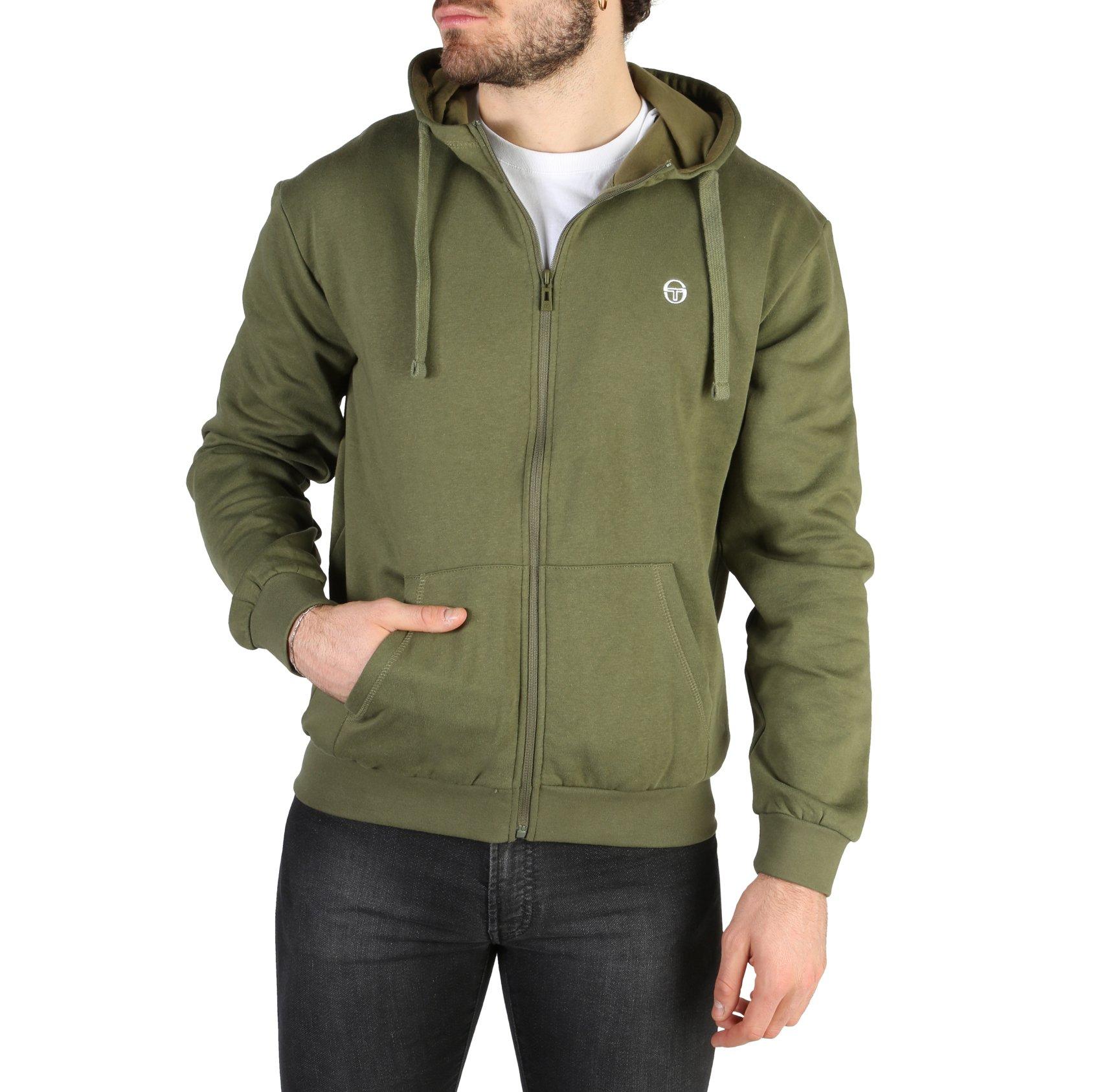 Sergio Tacchini Men's Sweatshirt Various Colours 103-10001 - green M