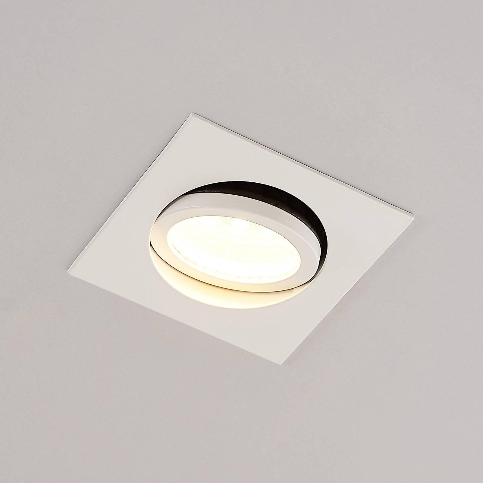 Arcchio Dacio LED-alasvalo kulmikas 36° IP65 10,6W