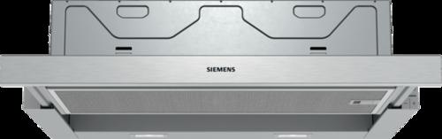 Siemens Li64ma531 Iq300 Utdragbara Köksfläkt - Stål Look