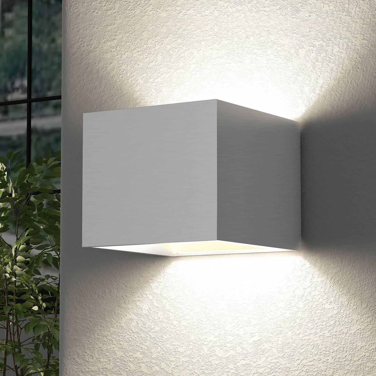Arcchio Antonin -LED-seinävalaisin, alumiini