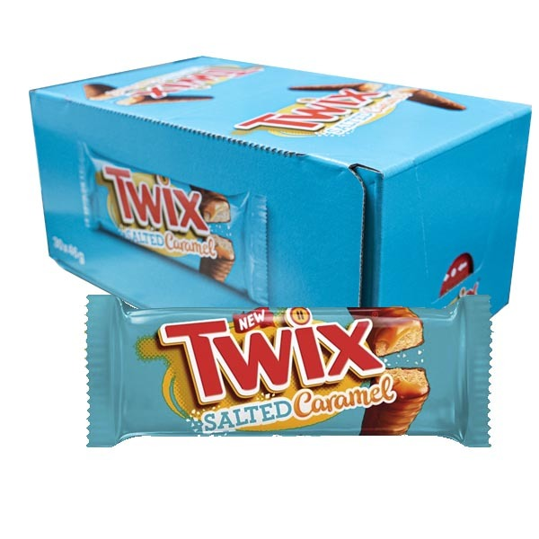 Twix Salted Caramel 46g x 30st