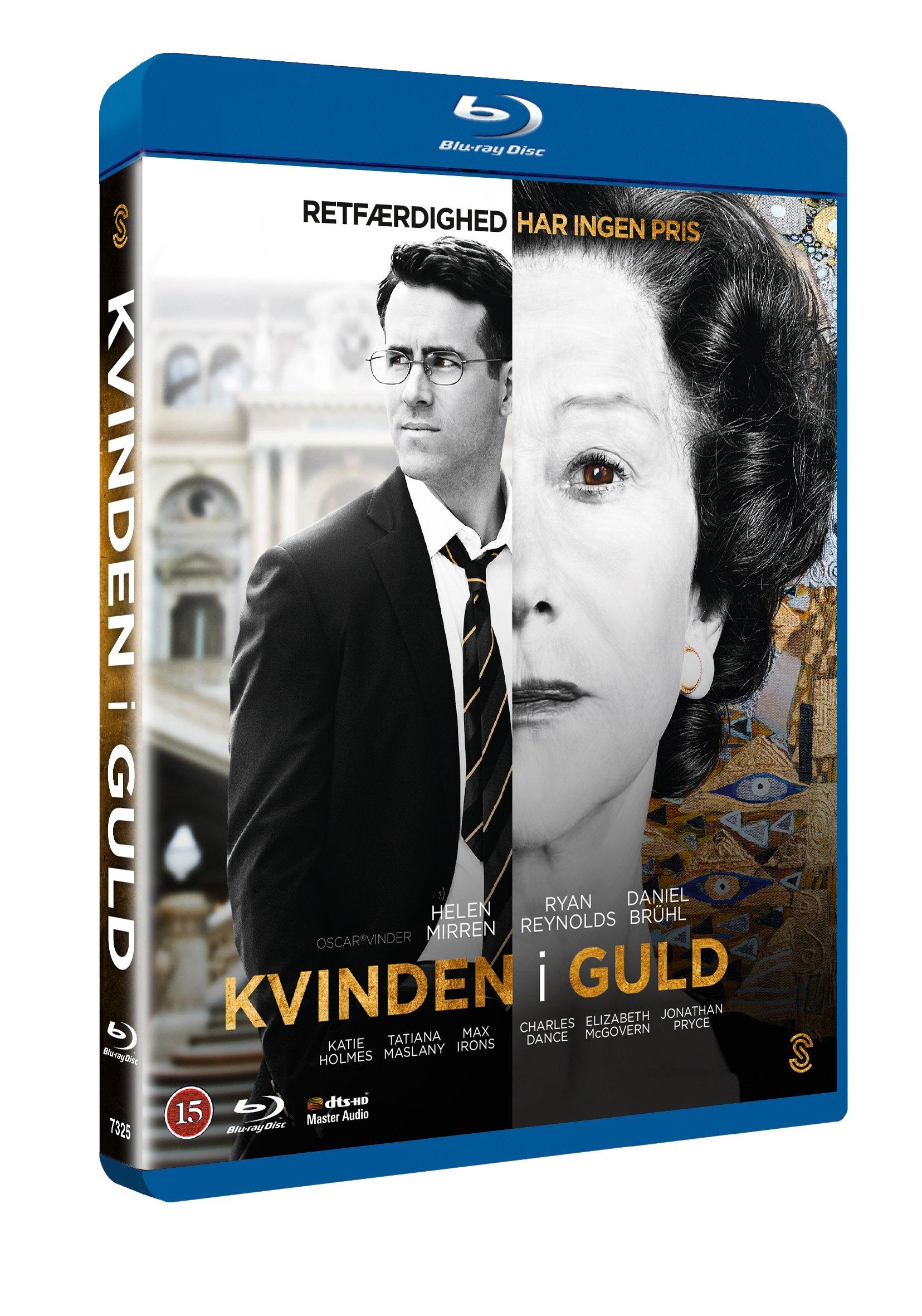 Woman In Gold - Blu Ray