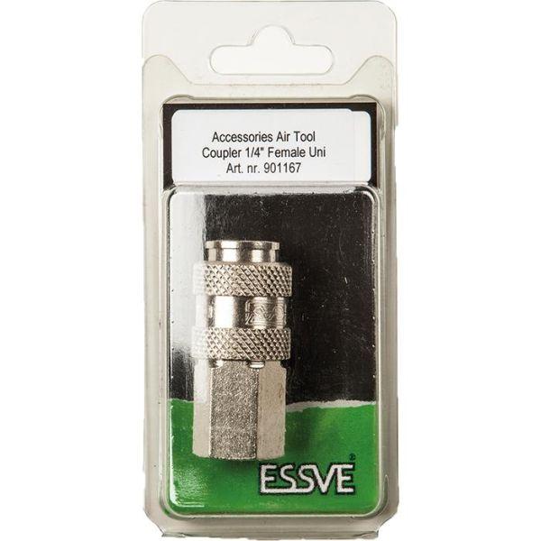 """ESSVE 901167 Liitin 1/4"""""""