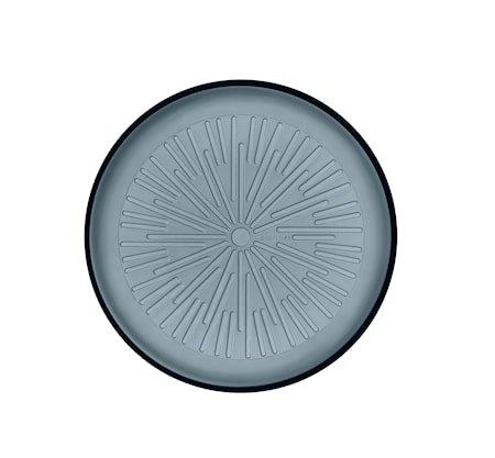 Essence Tallerken 211 mm Mørkegrå