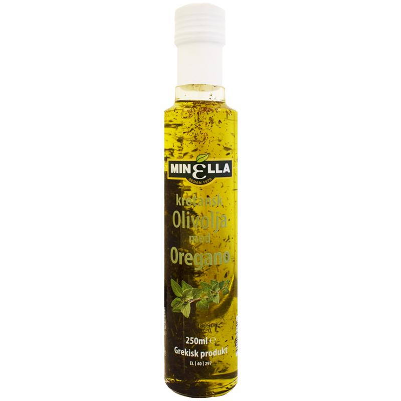 Olivolja Oregano - 35% rabatt