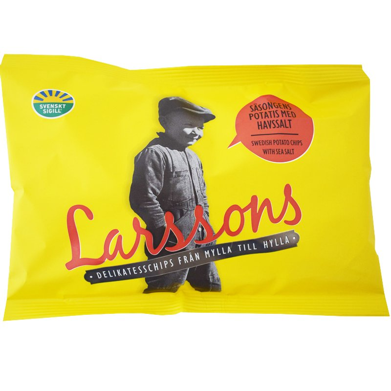 Larssonin Perunalastut - 34% alennus