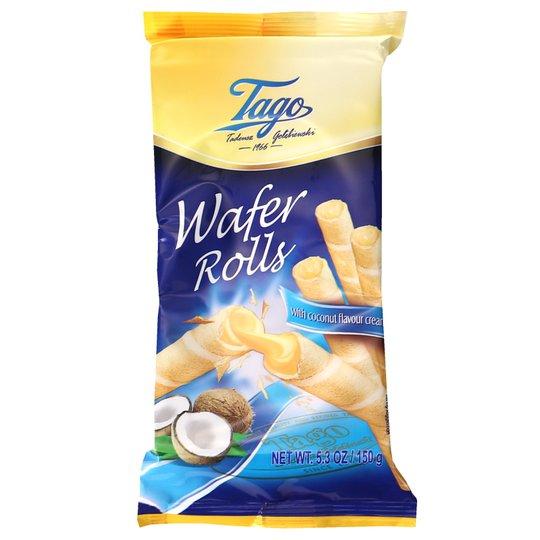 Wafer Rolls Kokos - 50% rabatt