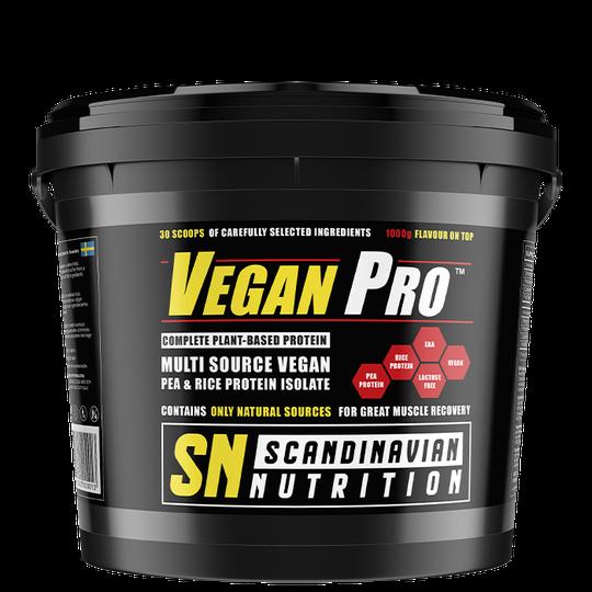 Vegan Protein, 1000 g
