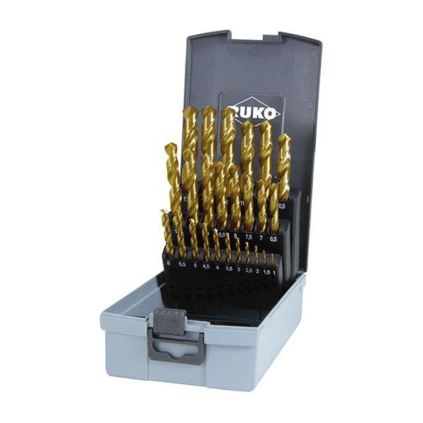 Ruko 250215TRO Borsett 1-13 mm, 25 deler