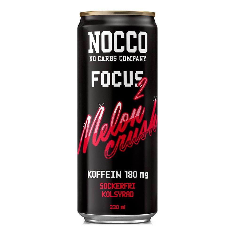 Nocco Focus Melon Crush - 24-pack