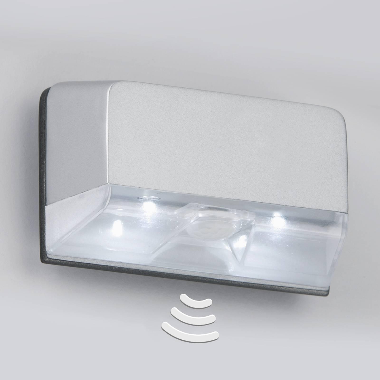LED- ovilukonvalo Lero ja liiketunnistin