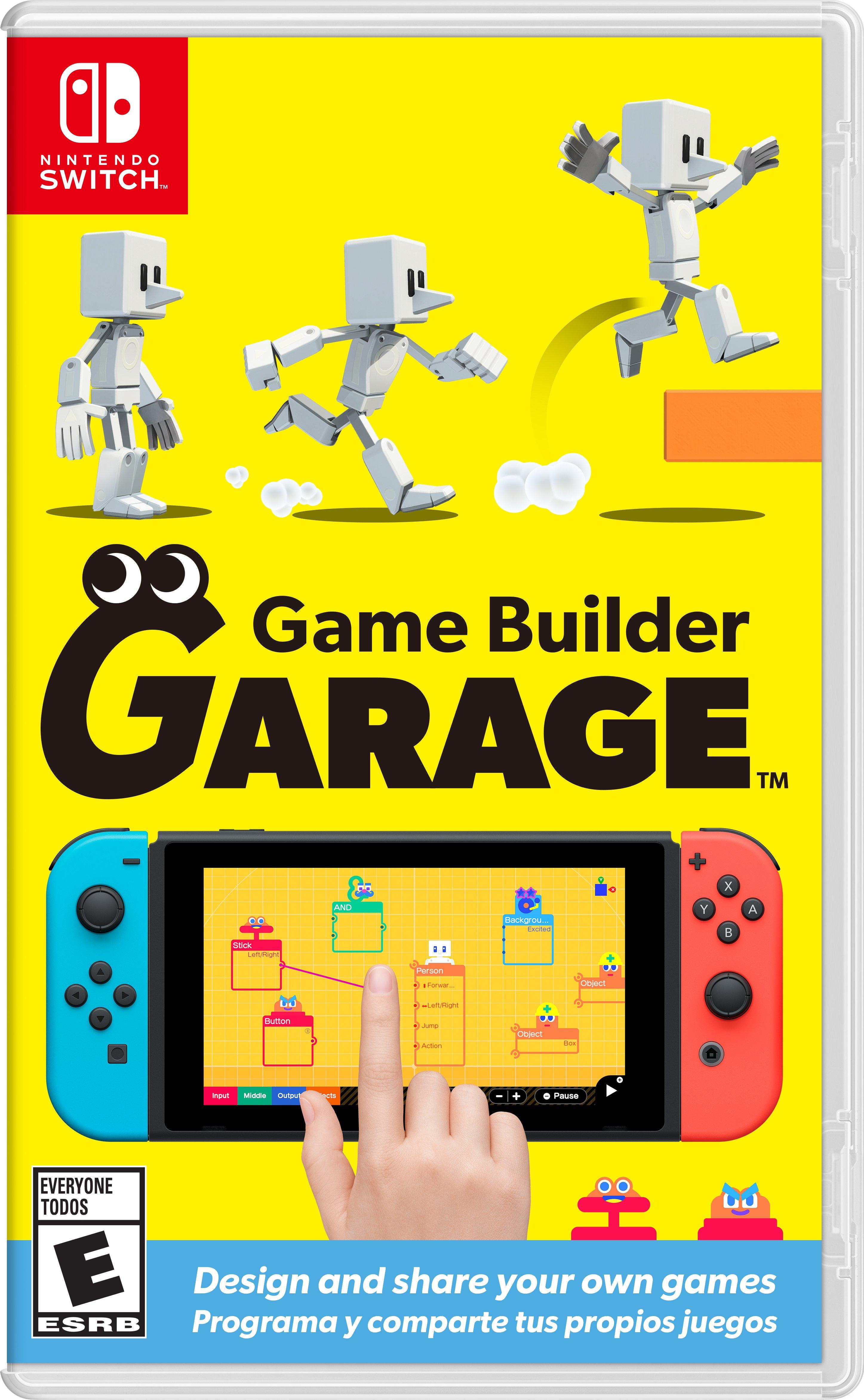 Game Builder Garage (Import)
