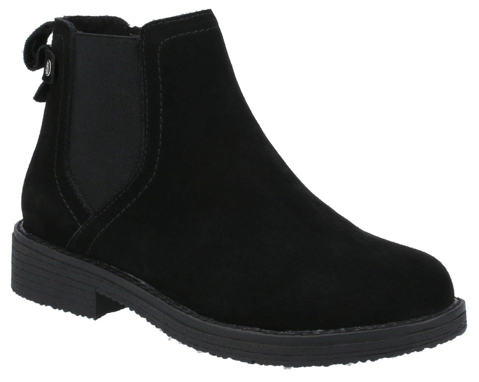 Hush Puppies Women's Maddy Ladies Ankle Boots Various Colours 31214 - Black 3
