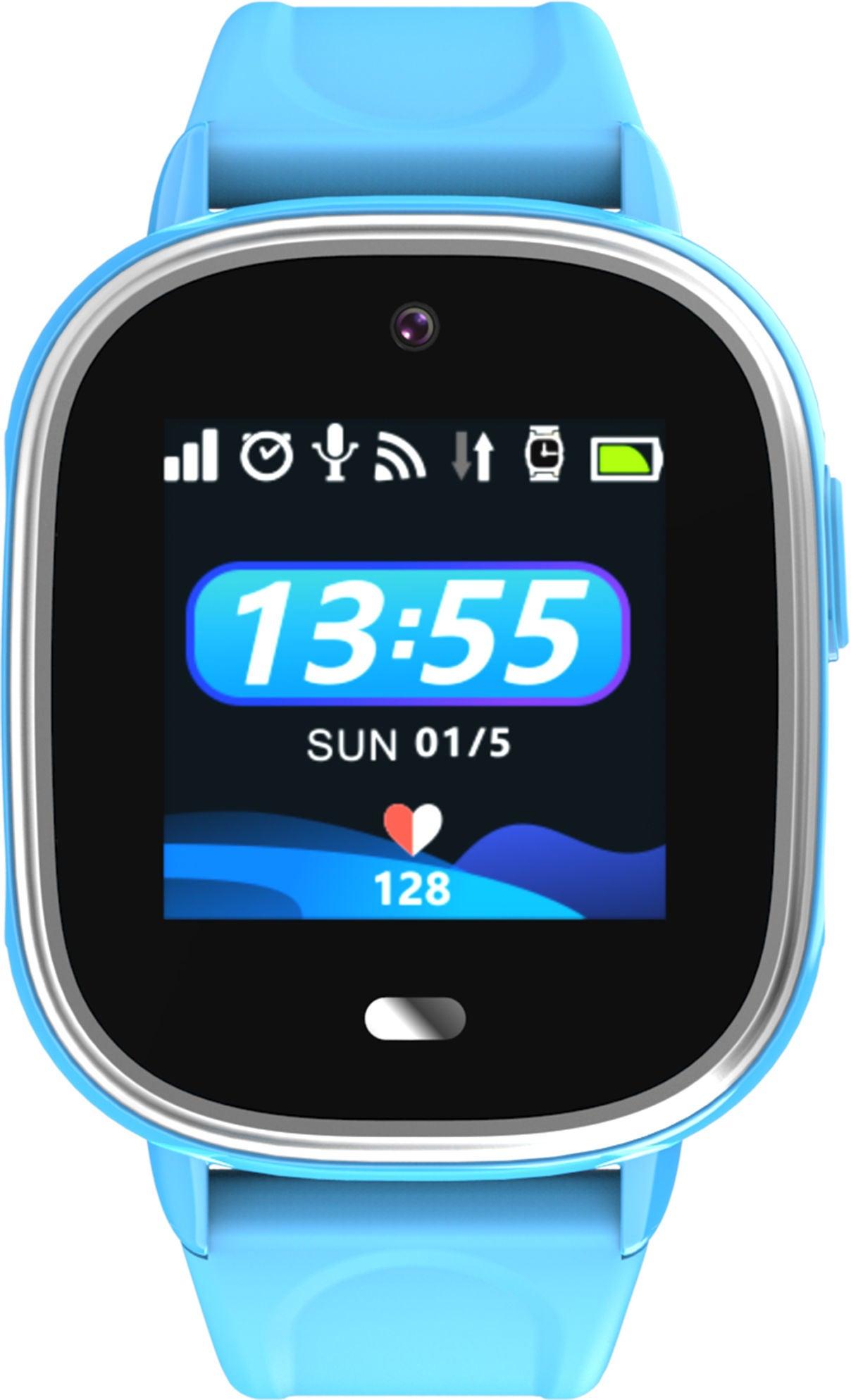 Cmee 2C GPS-klocka, Ljusblå